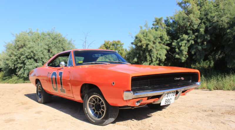 Driving The Dukes of Hazzard Dodge Charger (Dream Come True)
