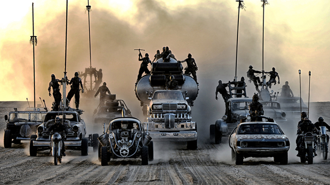 MAD MAX: FURY ROAD, 2015. ph: Jasin Boland/©Warner Bros. Pictures/courtesy Everett Collection